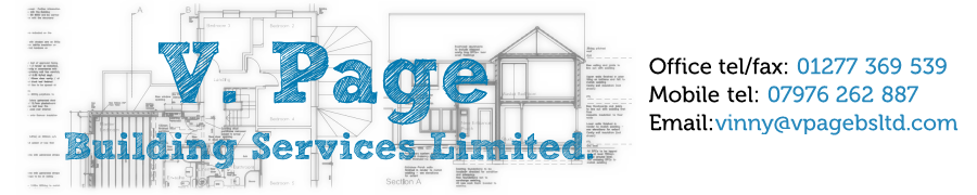 V.Page Building Services Limited